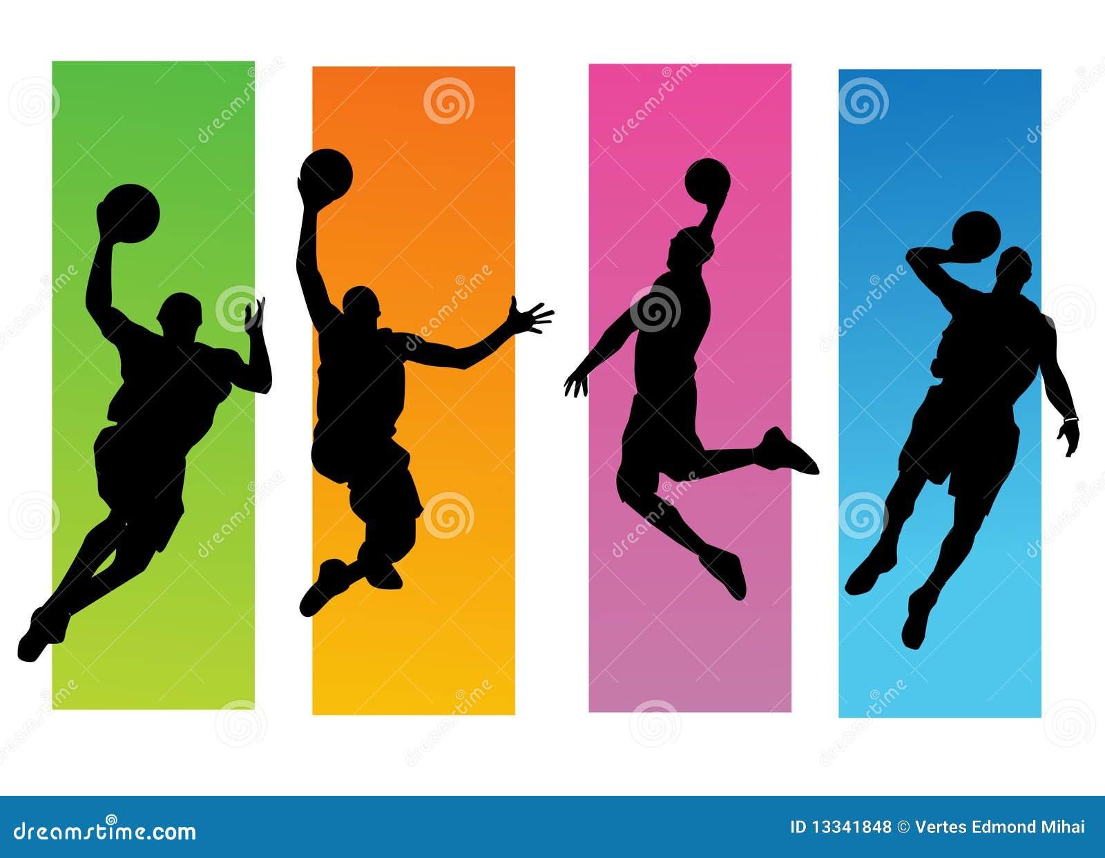 Gracz koszykówki