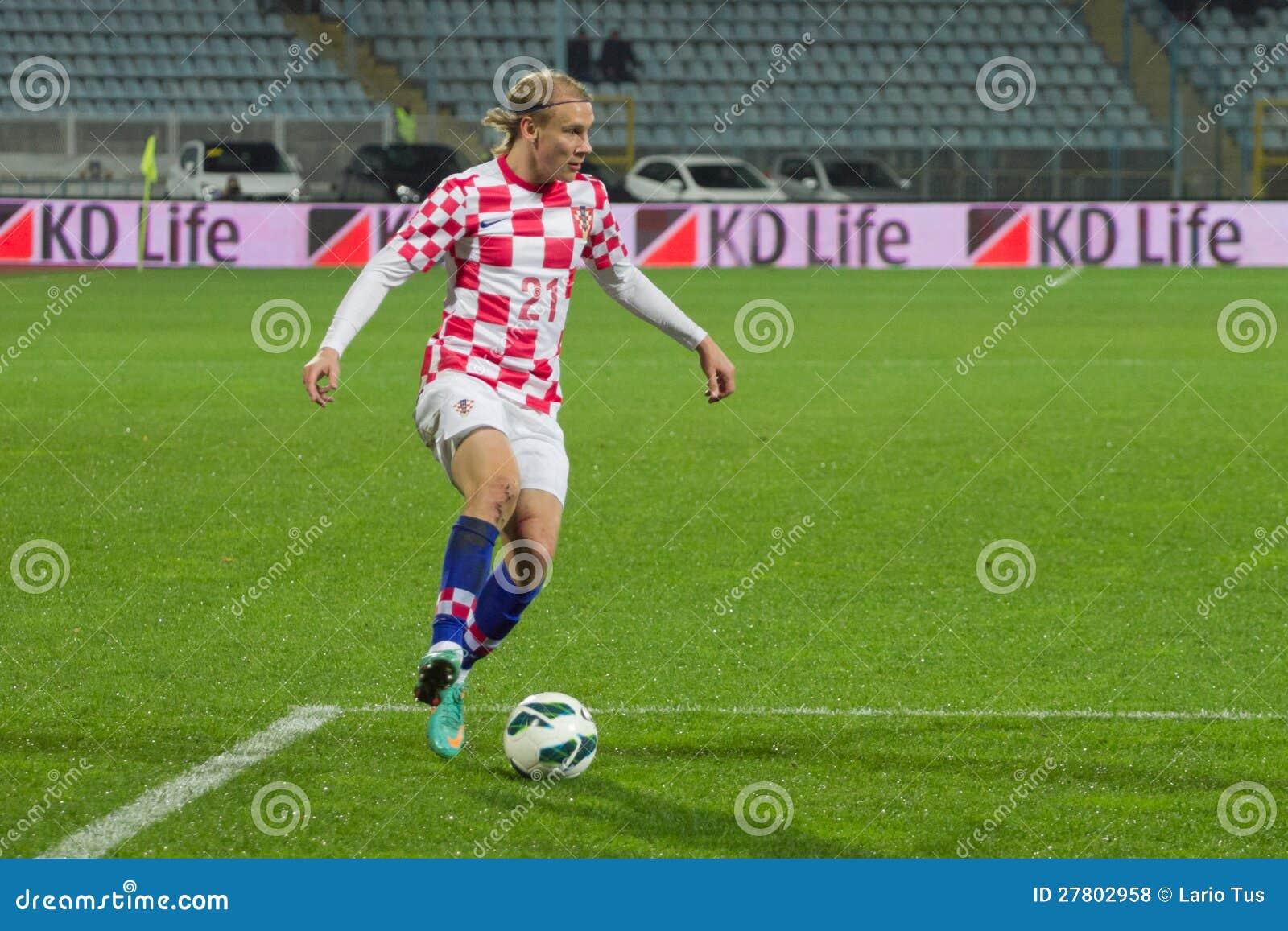 Gracz piłki nożnej - Domagoj Vida