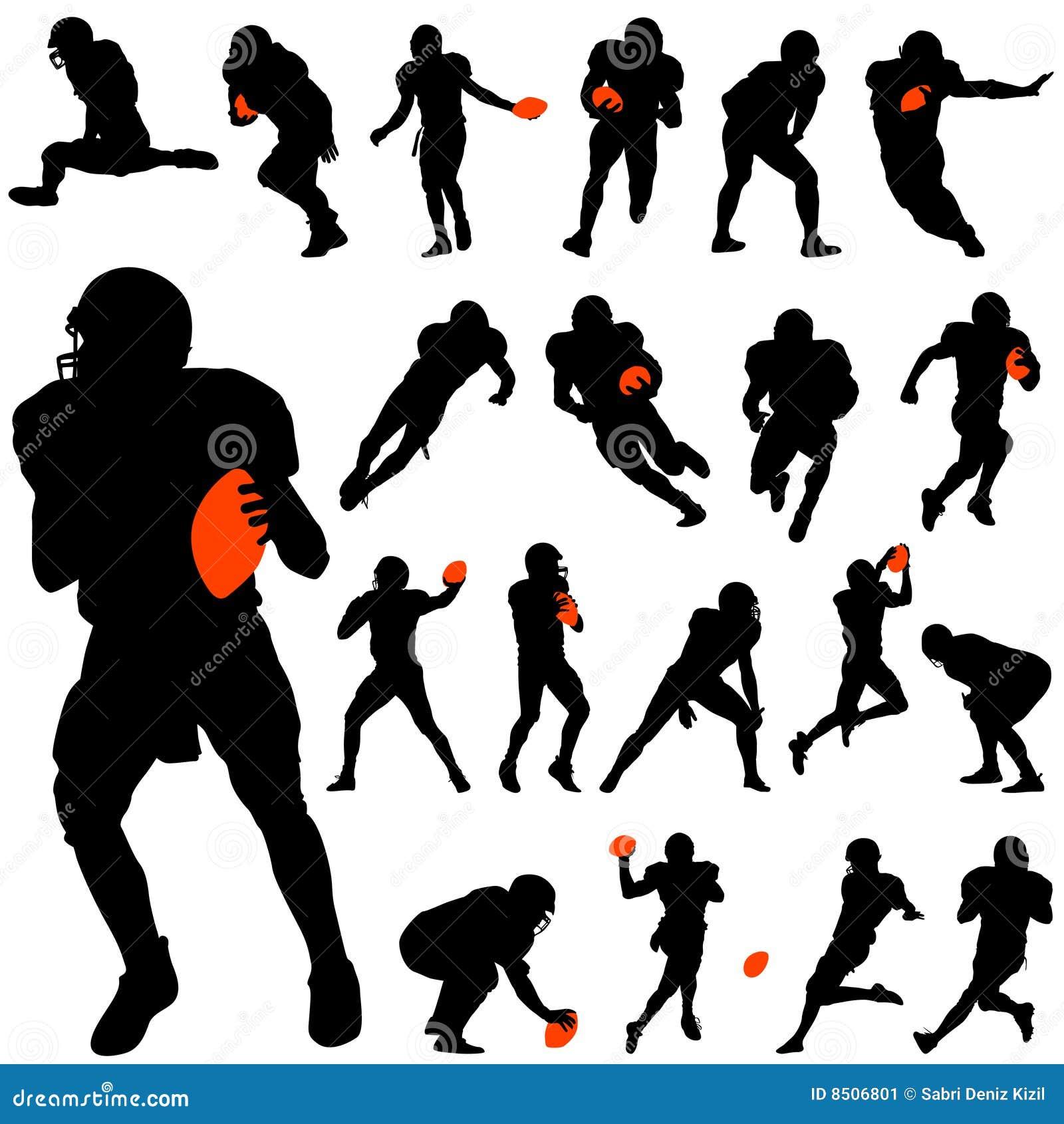 Gracza futbolu set