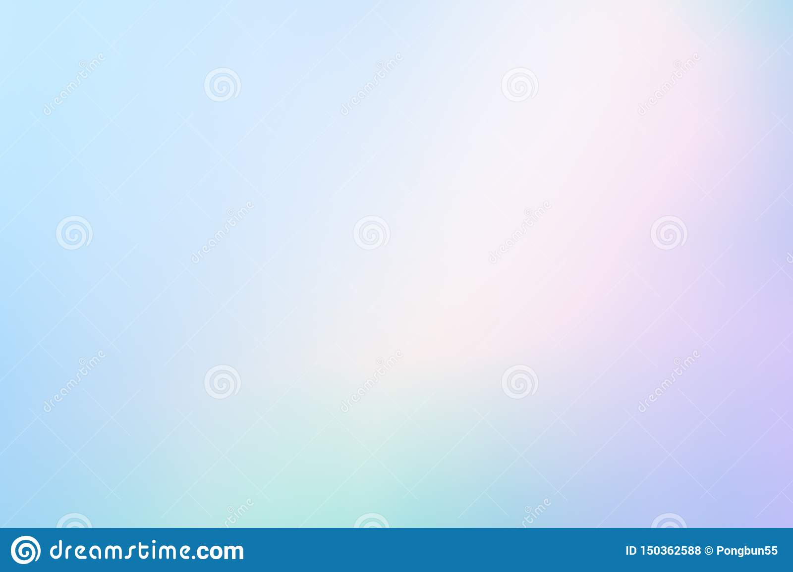 Gradient purple and blue color abstract background
