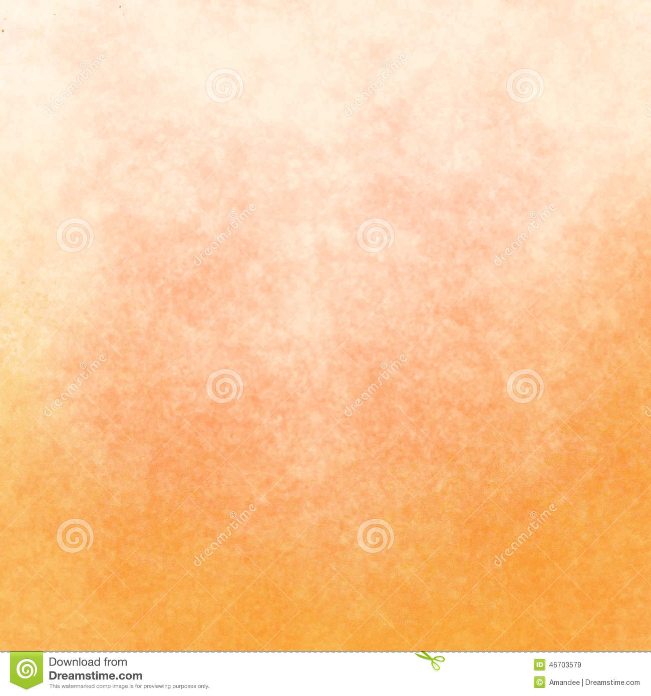 Soft Orange Color Gradient Soft Yellow To Orange Color Background With Texture