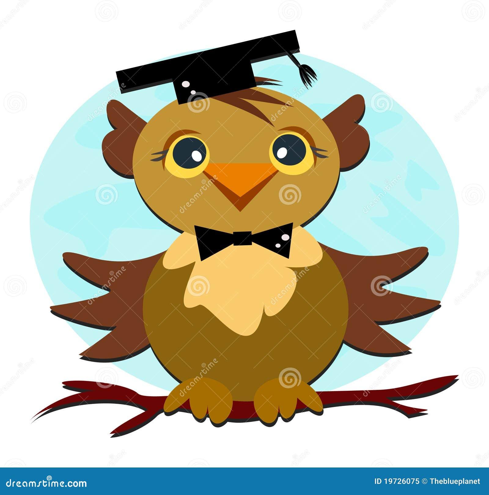 Congratulations Graduation Owl Clip Art