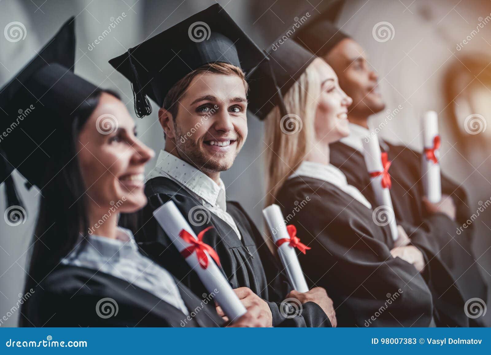Graduados en universidad