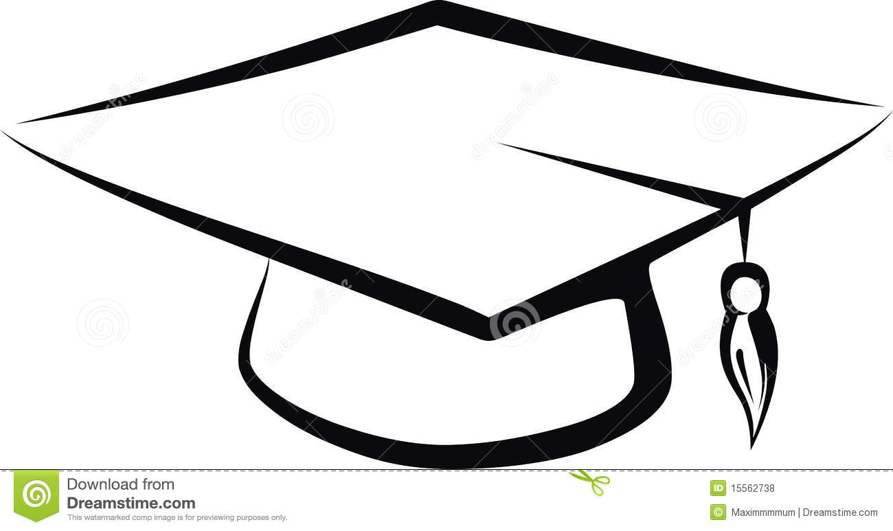 Graduate Cap Royalty Free Stock Photos Image 15562738