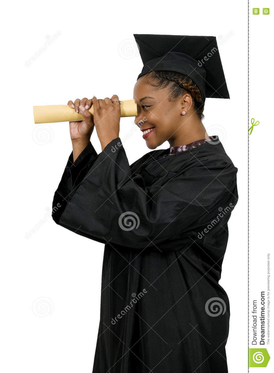 Download Graduate stock photo. Image of diverse, bachelor, diploma - 78349206