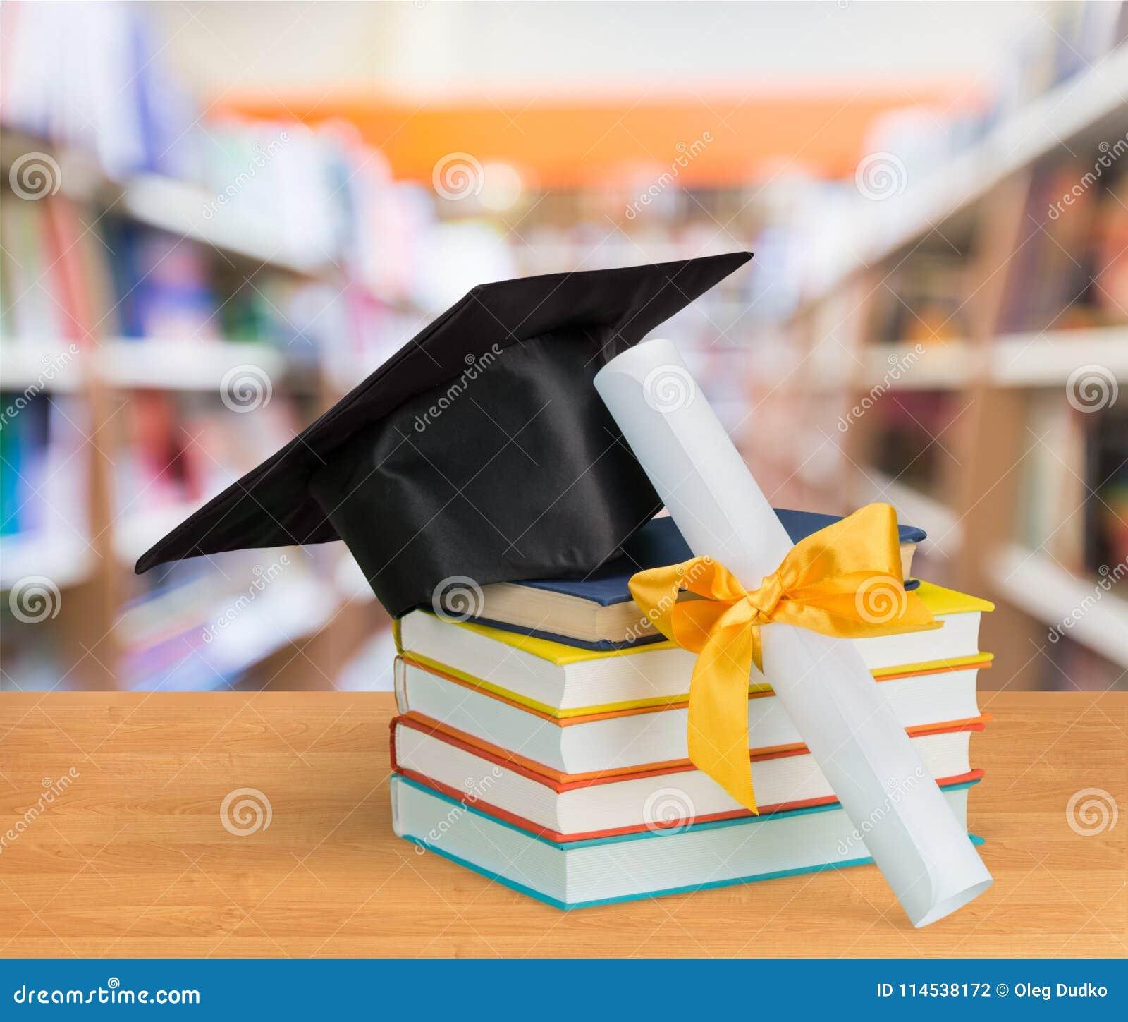 Graduatie GLB en boeken op lijst