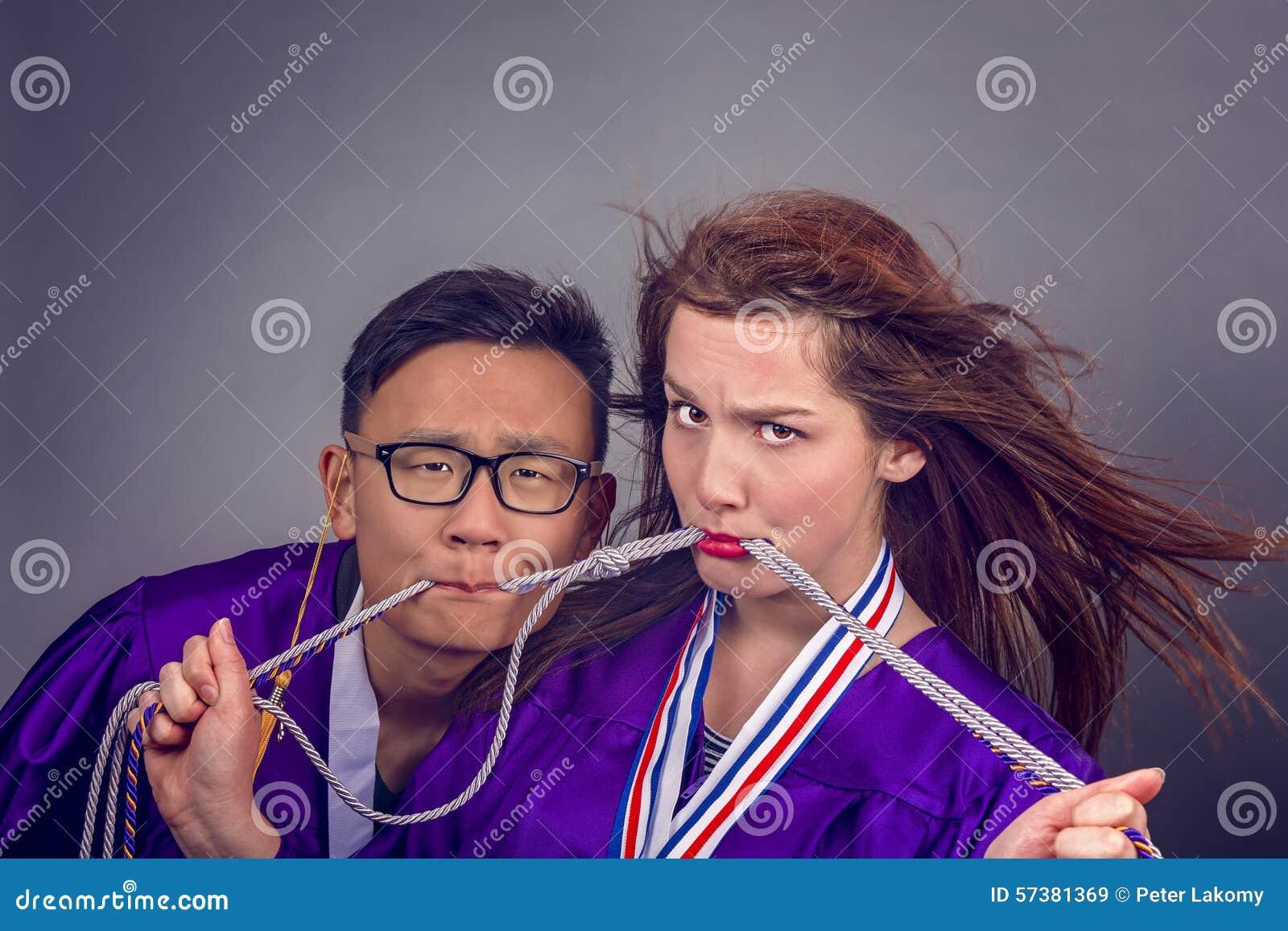 Graduatiepaar