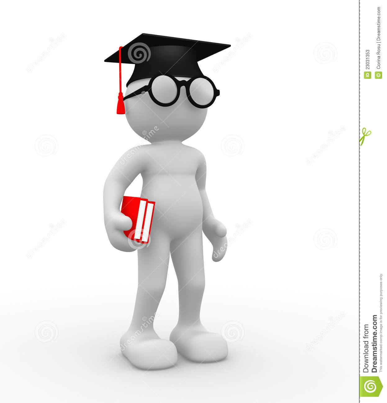 Graduation Stock Photos  Image: 23031353
