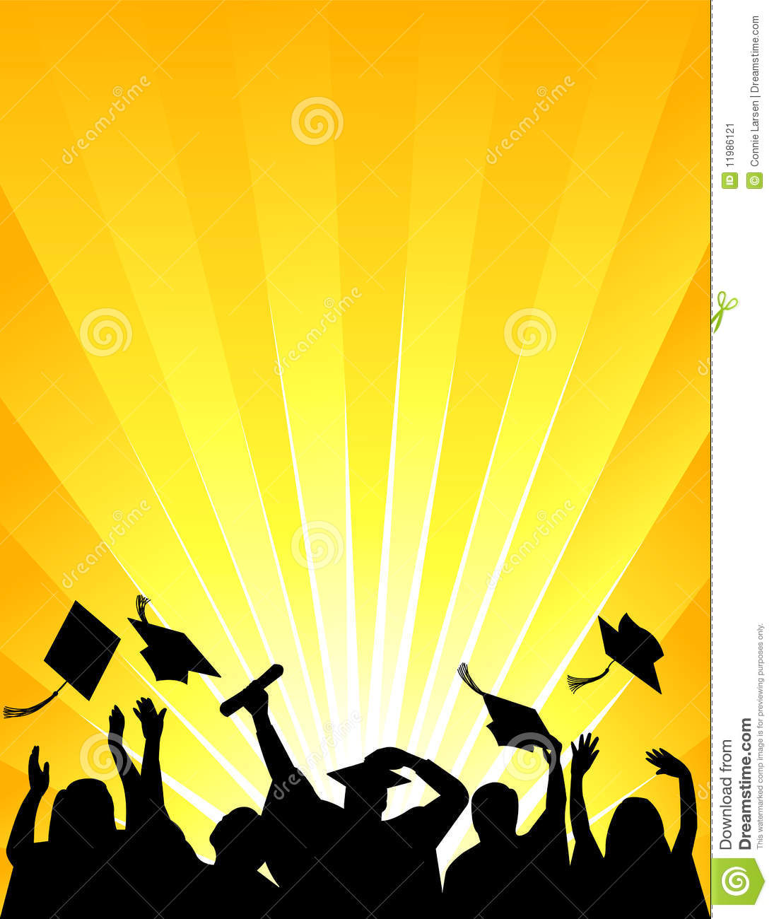 Graduation Celebration/eps Stock - 120.3KB
