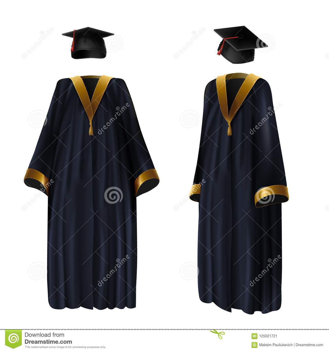 Graduation Gown Design | www.topsimages.com