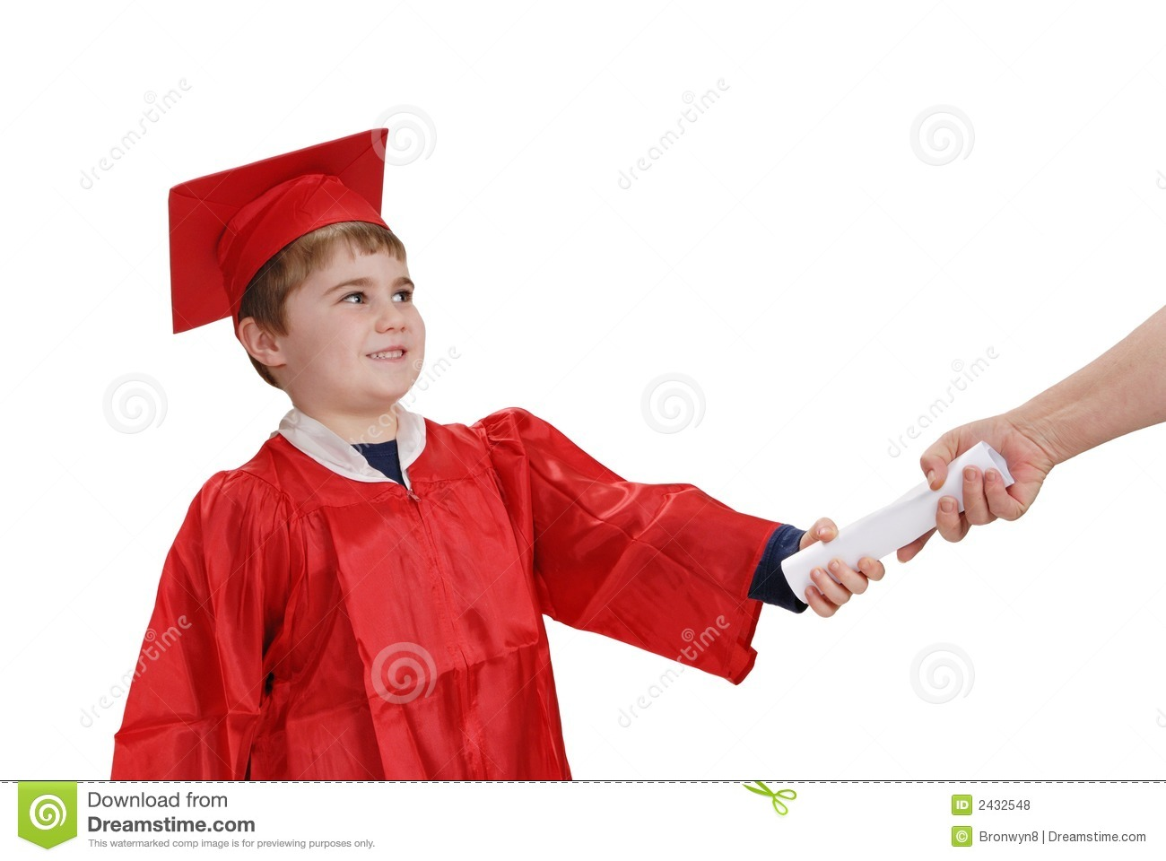 graduation day royalty free stock photos