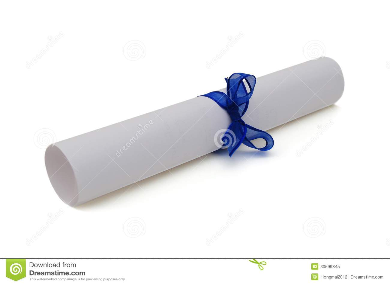 Graduation dipl... Diploma Scroll Vector