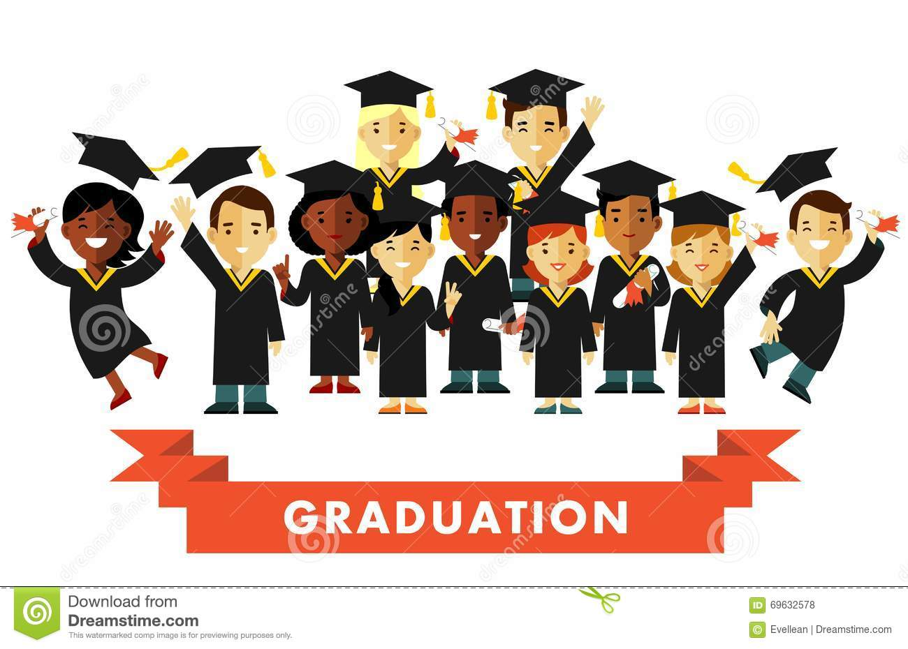 the educational purpose of the graduation for the students