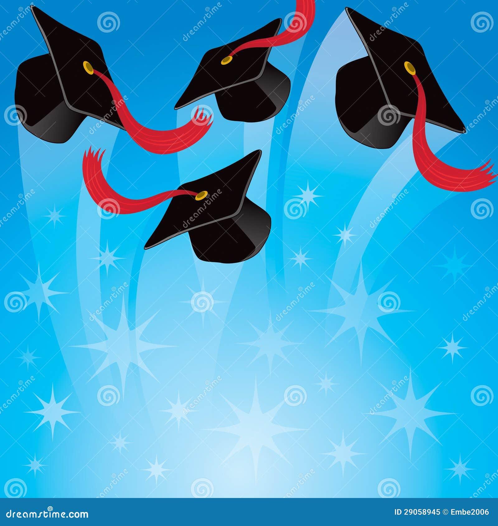Graduation Background Stock Illustrations – 24,212 ...