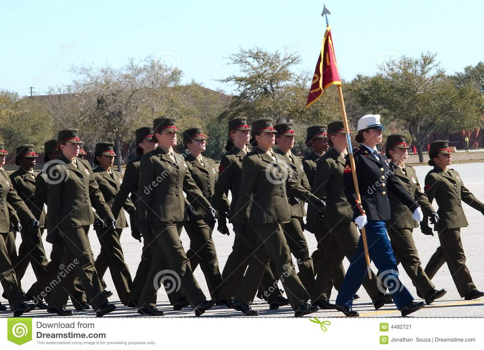 Graduation marine 10
