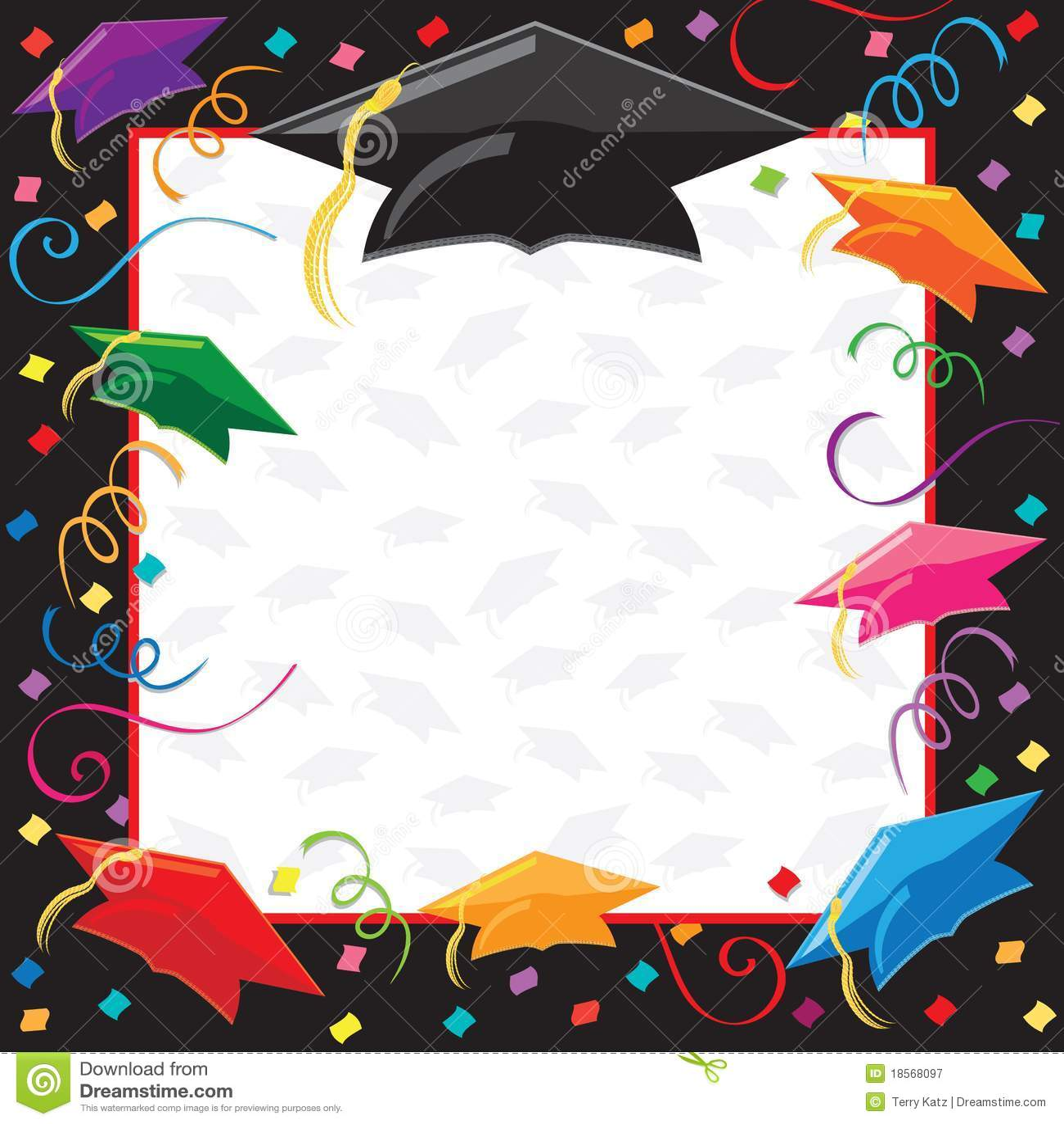 College Graduation Party Invitations Templates | alesi.info