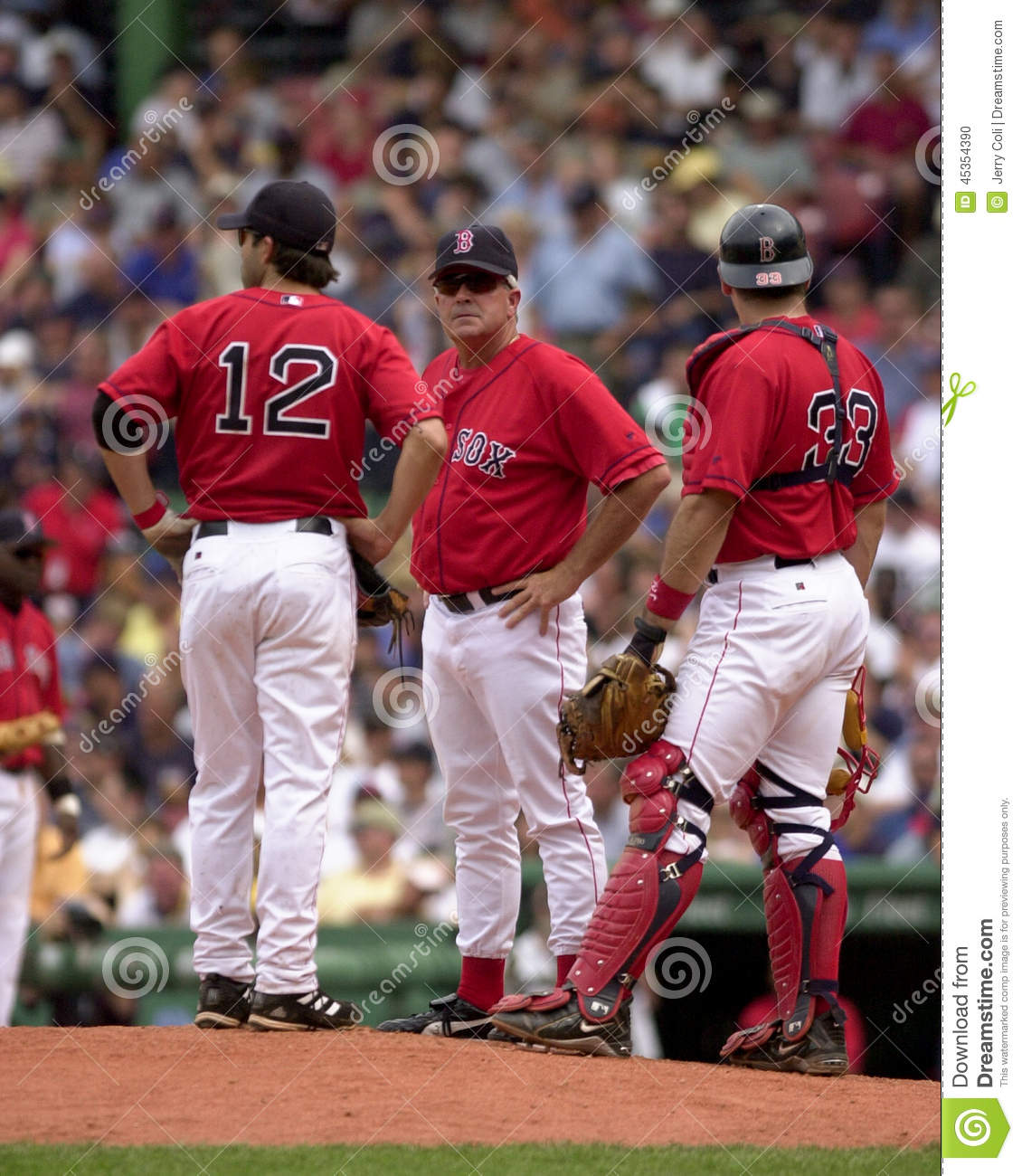 Grady Little, directeur des Red Sox de Boston