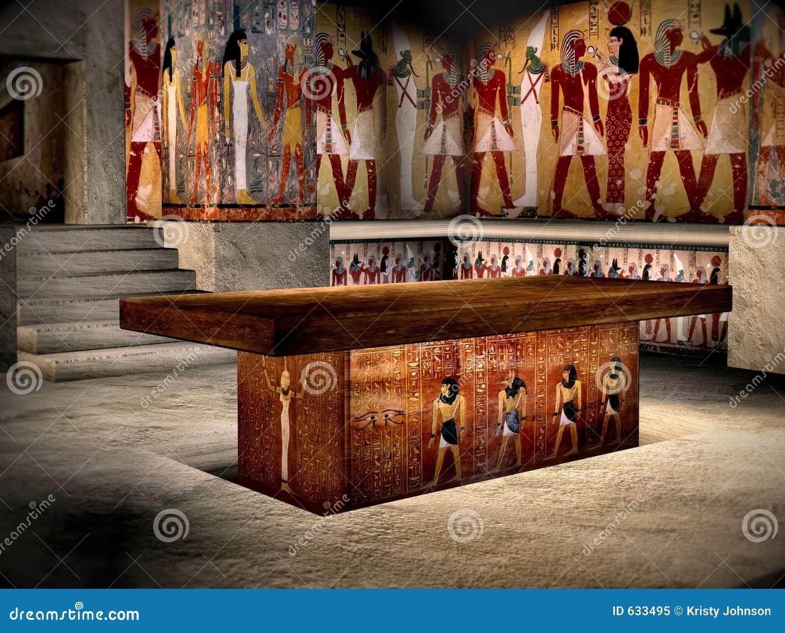Graf van Egypte 4