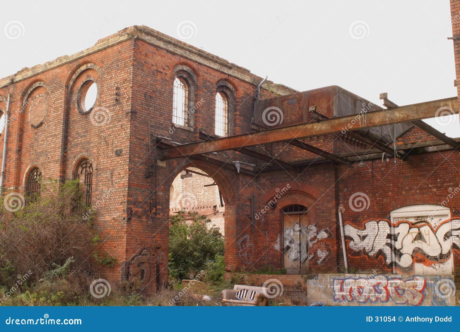 Grafetti industrial