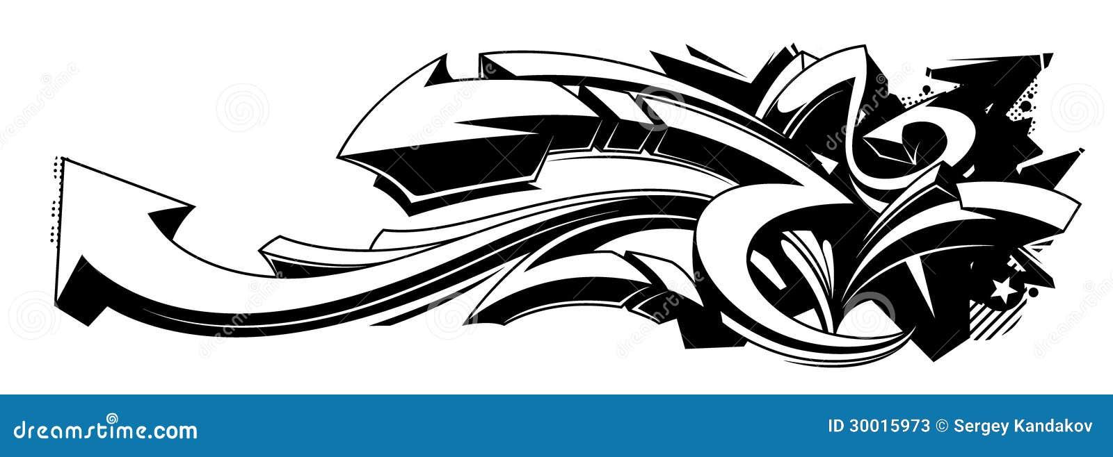 Graffiti Background Stock Vector Image Of Hip Grunge
