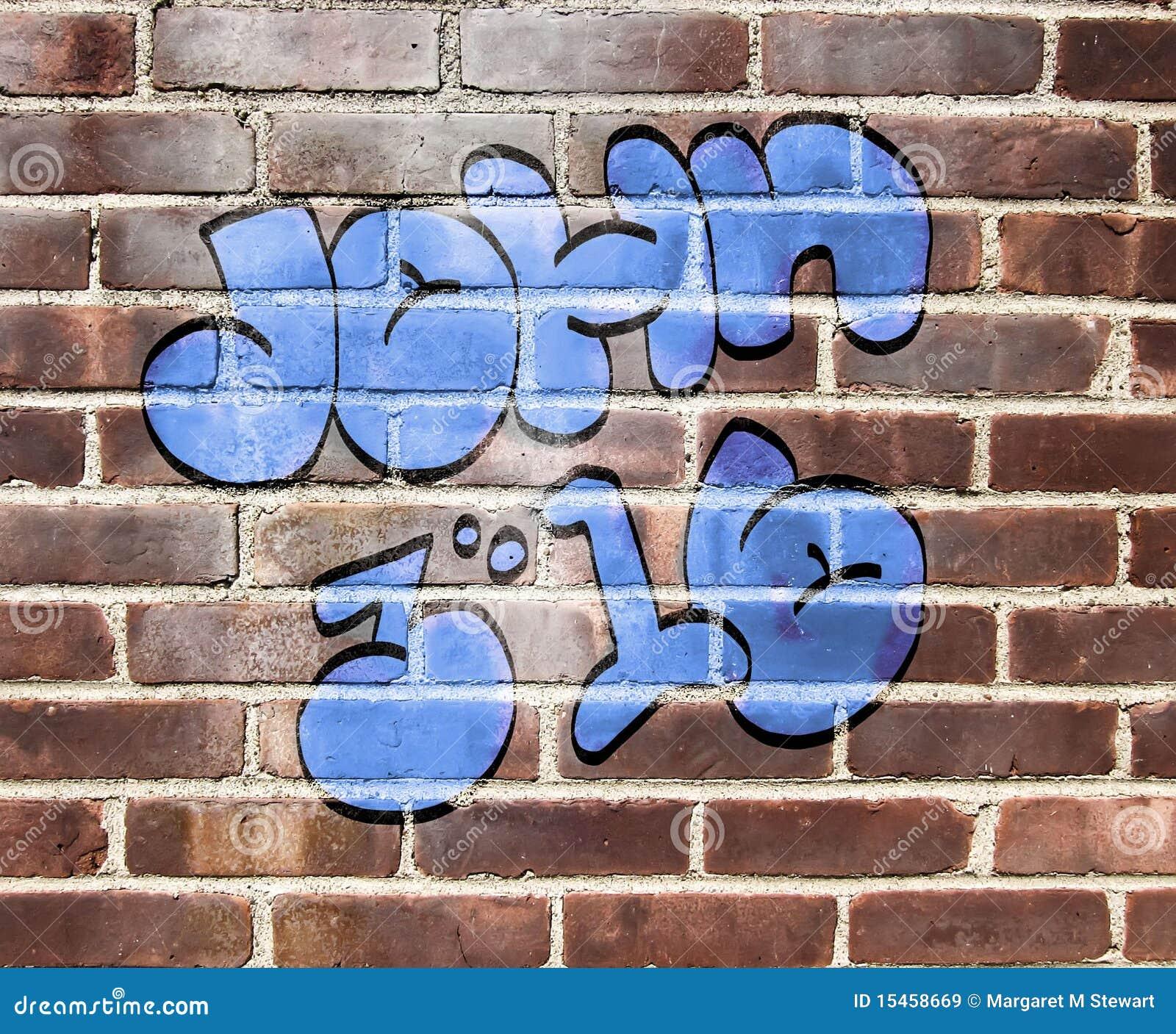 Graffiti de 3:16 de John