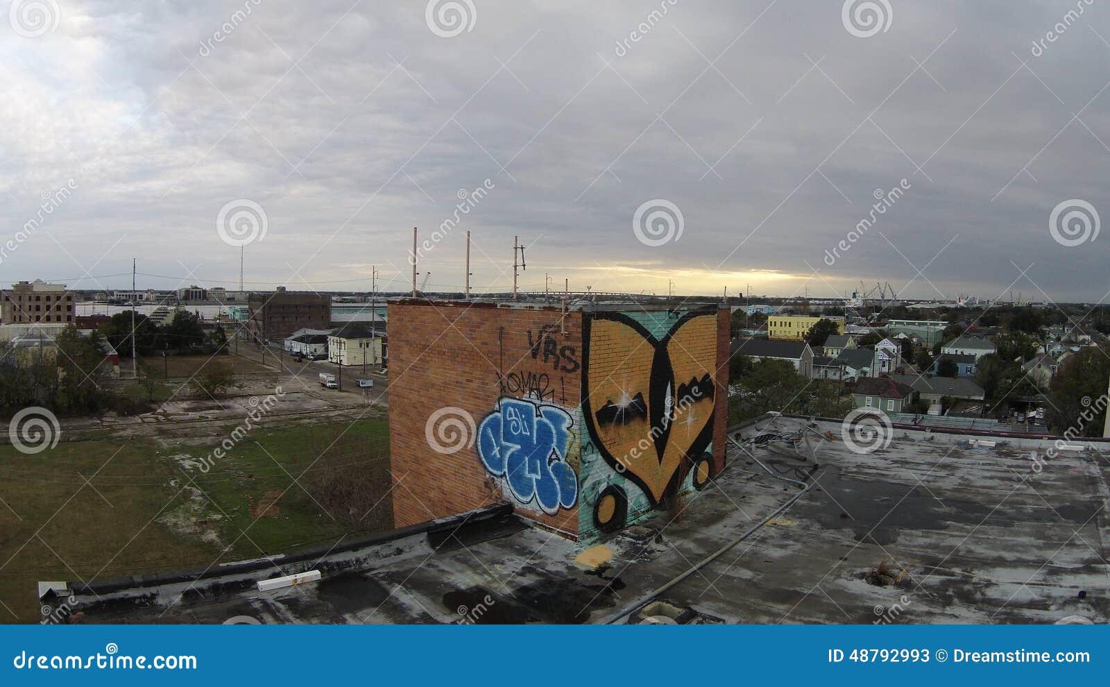 Graffiti de la Nouvelle-Orléans
