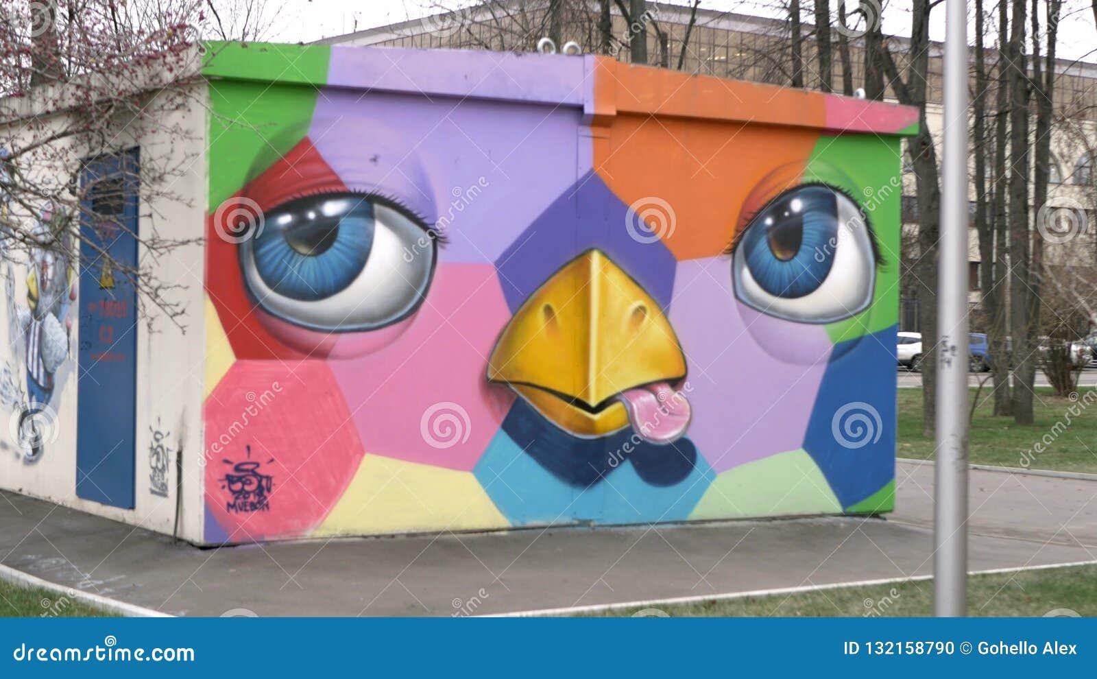 graffiti szalagok)