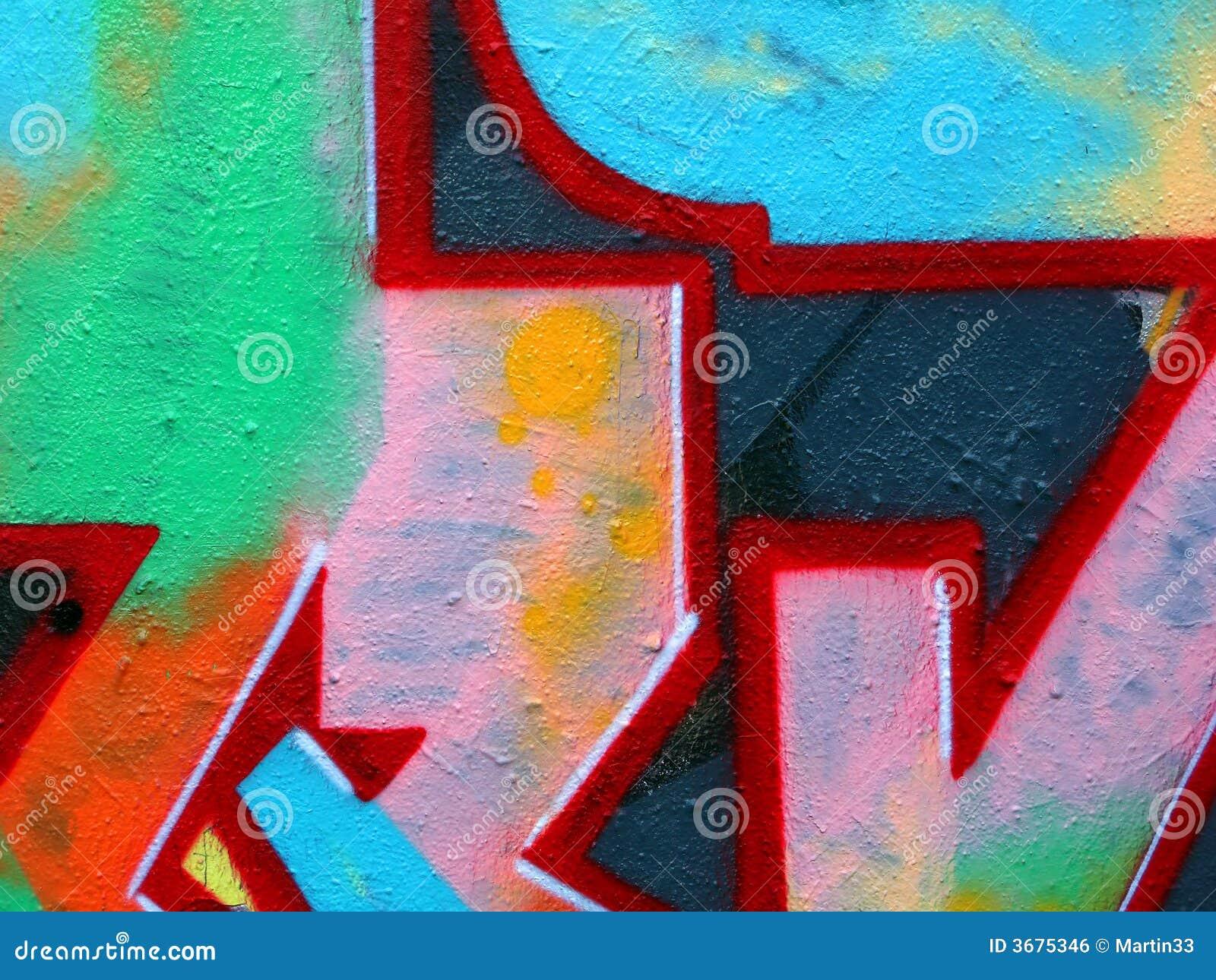 Download Graffiti, Praga fotografia stock. Immagine di città, facade - 3675346
