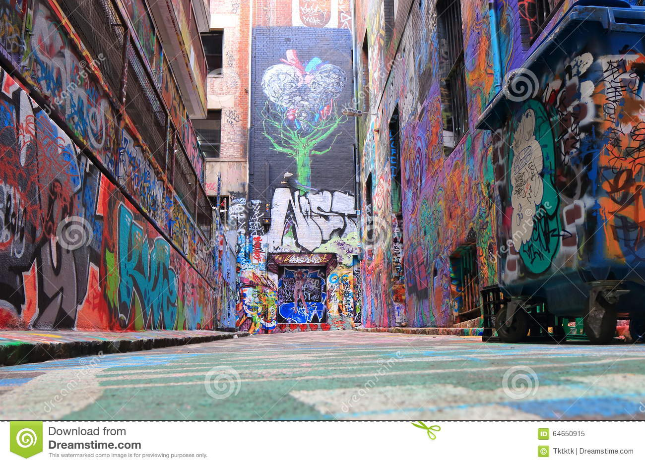 Graffiti art for sale melbourne - Art Graffiti Hosier Lane Melbourne