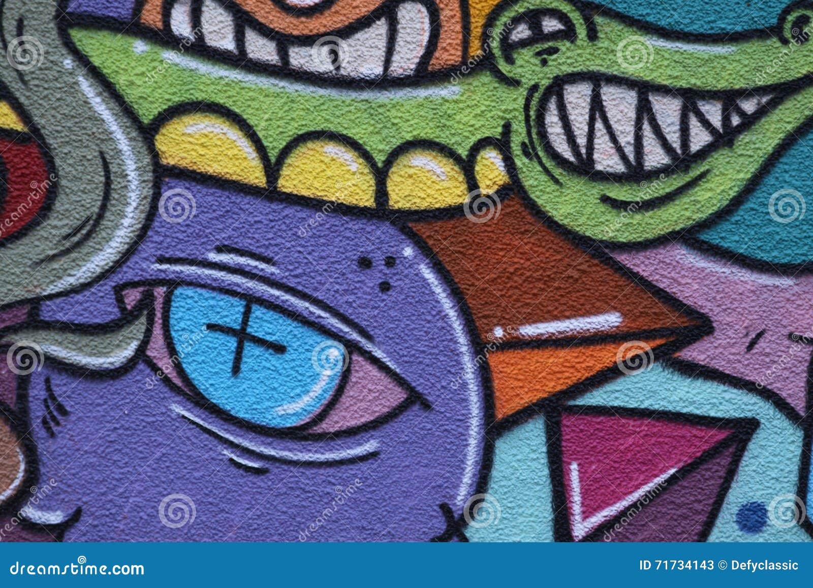Graffiti -Street Art