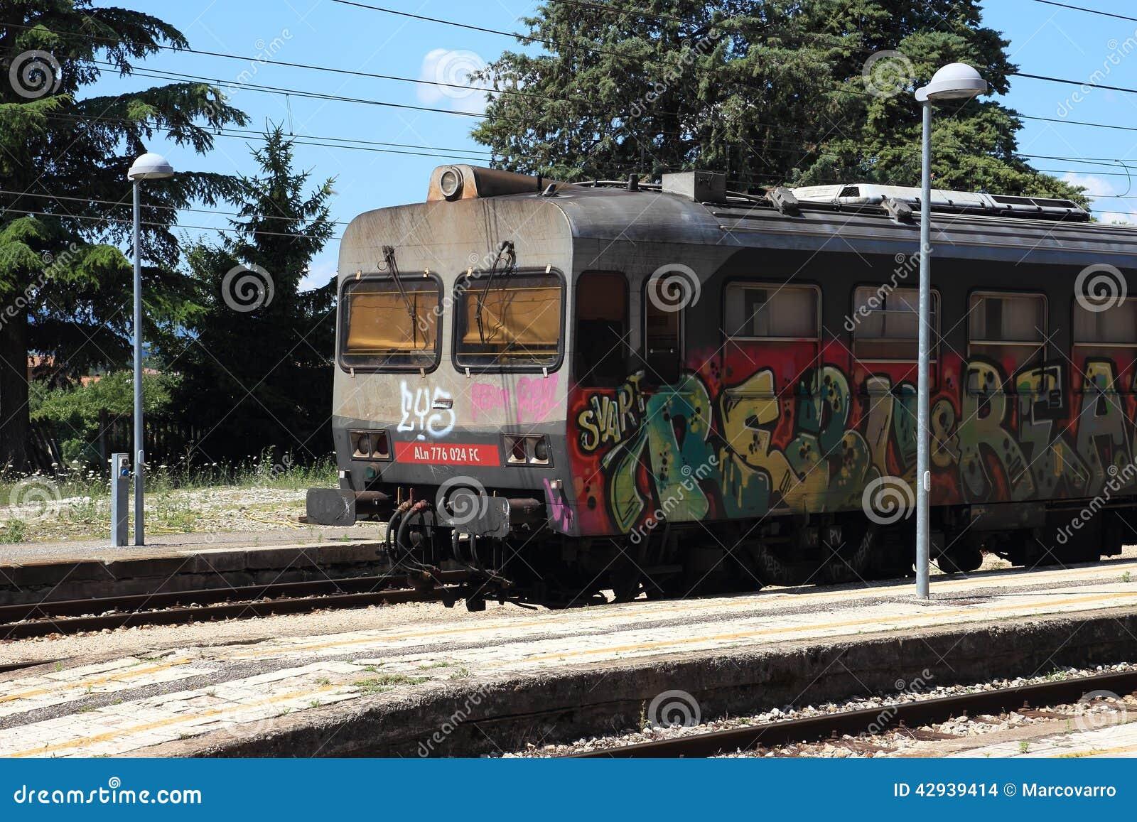 arezzo chiusi italy train - photo#9