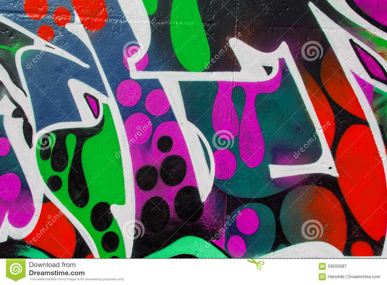 Grafitti wall background - Graffiti Wall Background Texture