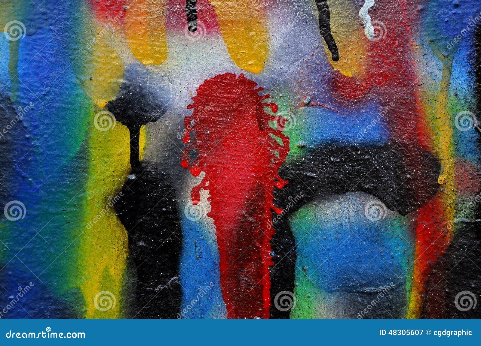 Graffitimuur
