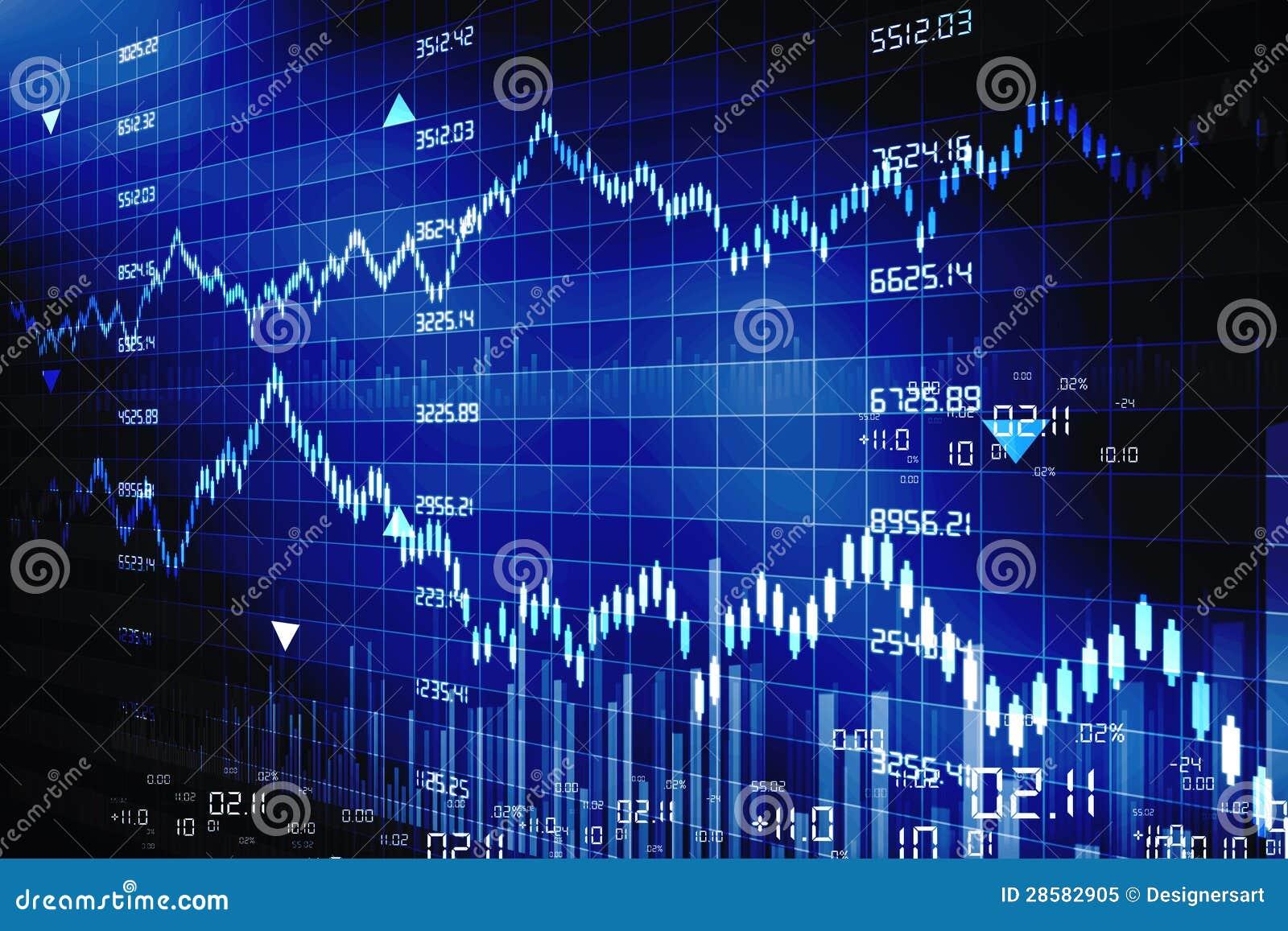 Binario bolsa de valores