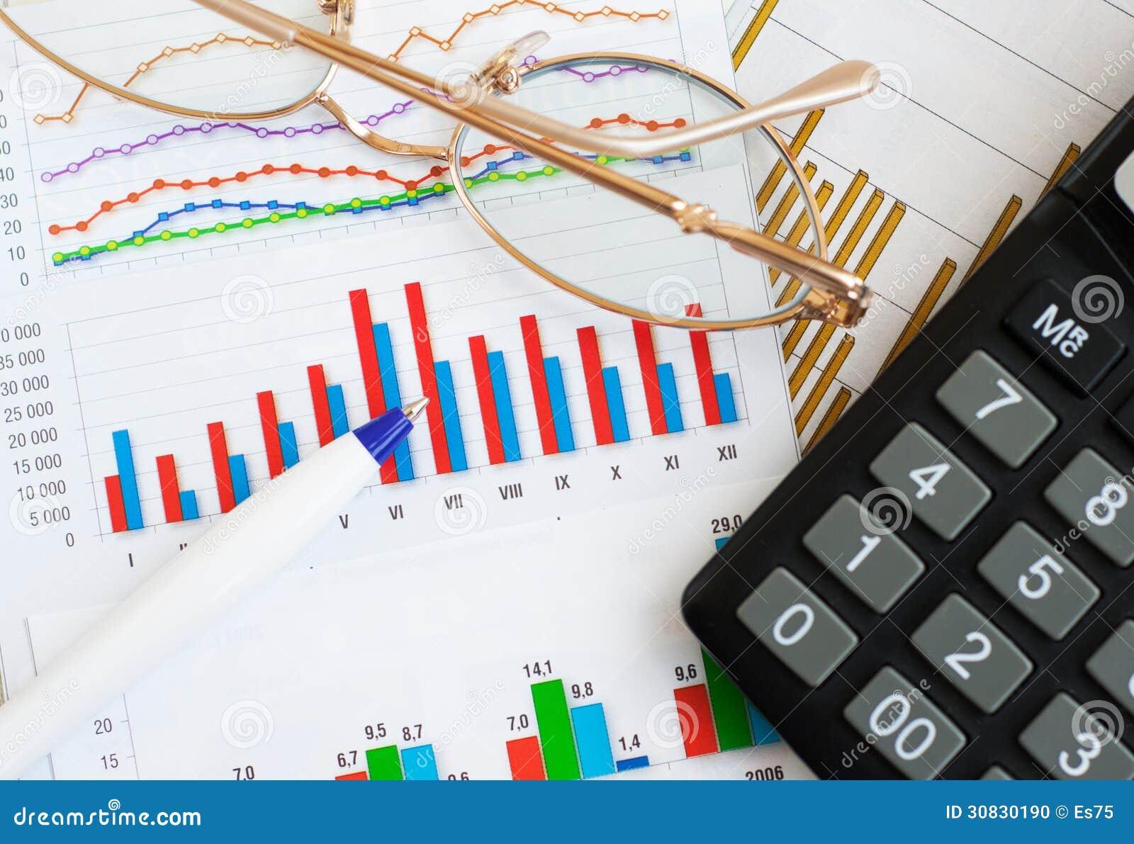 Grafico finanziario