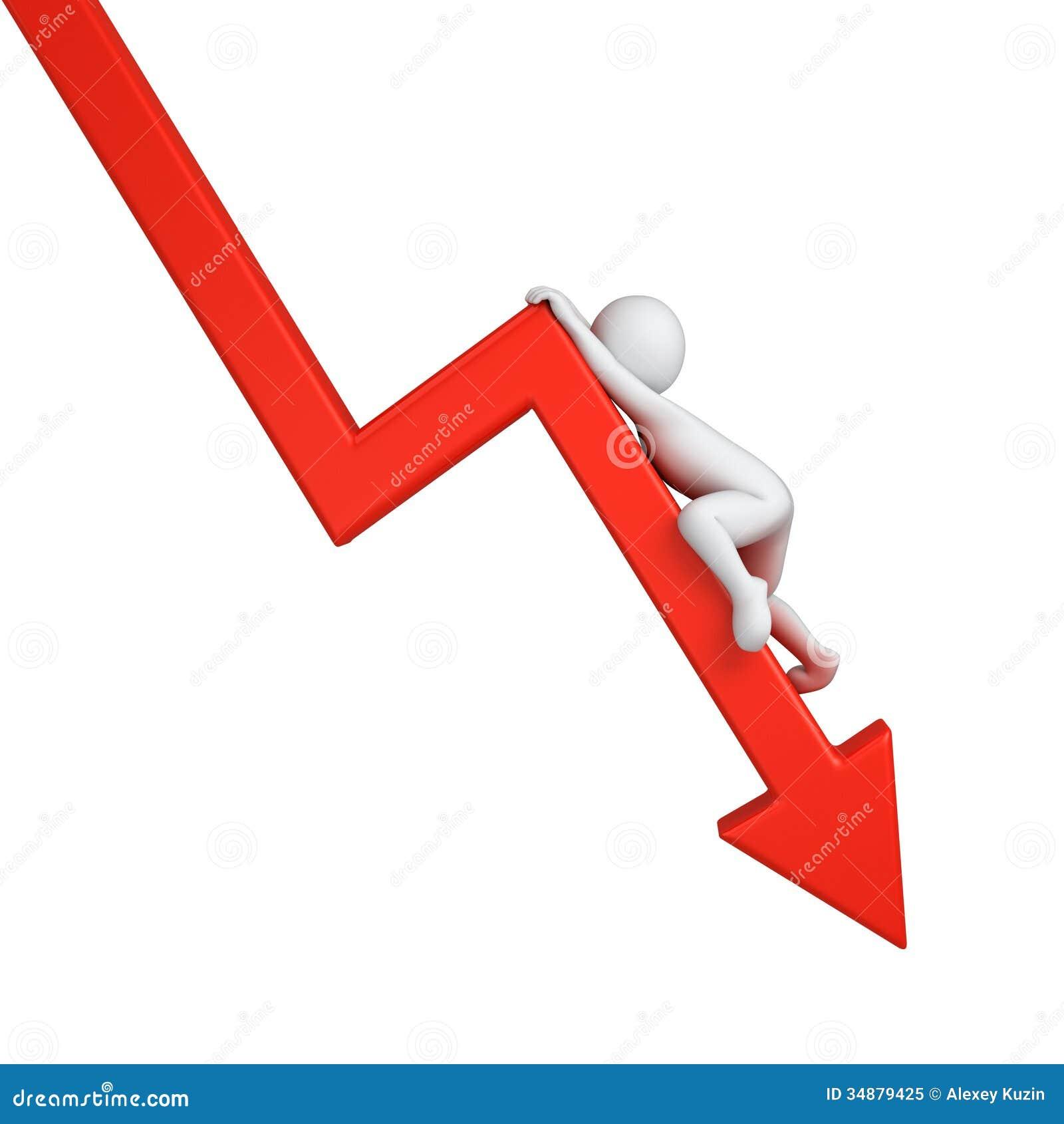 Grafico giù