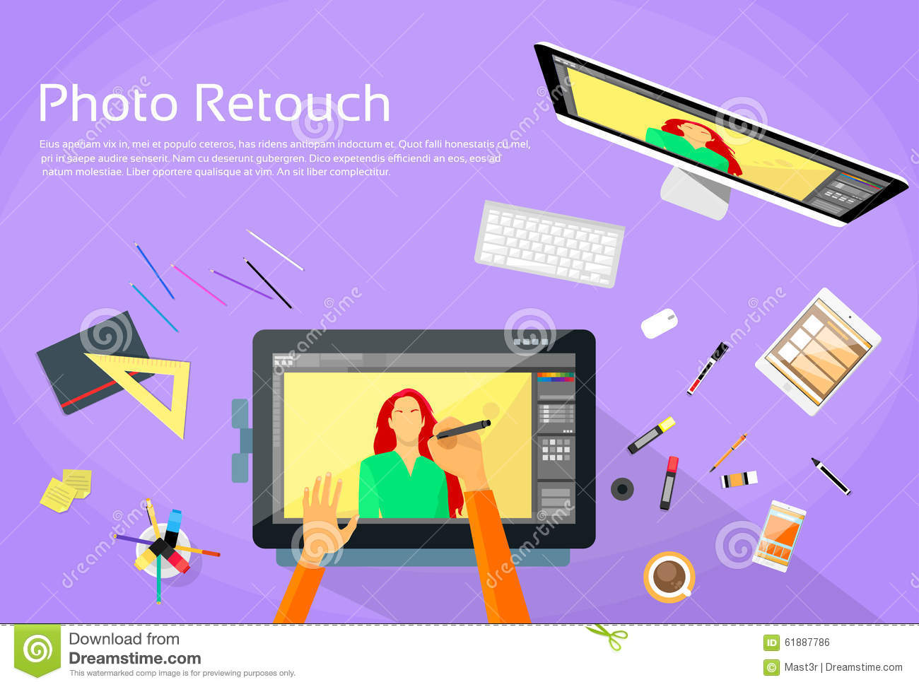 Grafico Professional Tablet Drawing