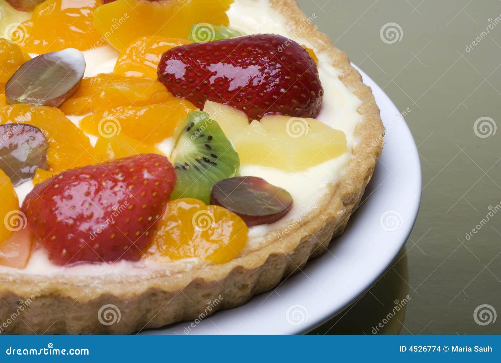 Grafico a torta della frutta