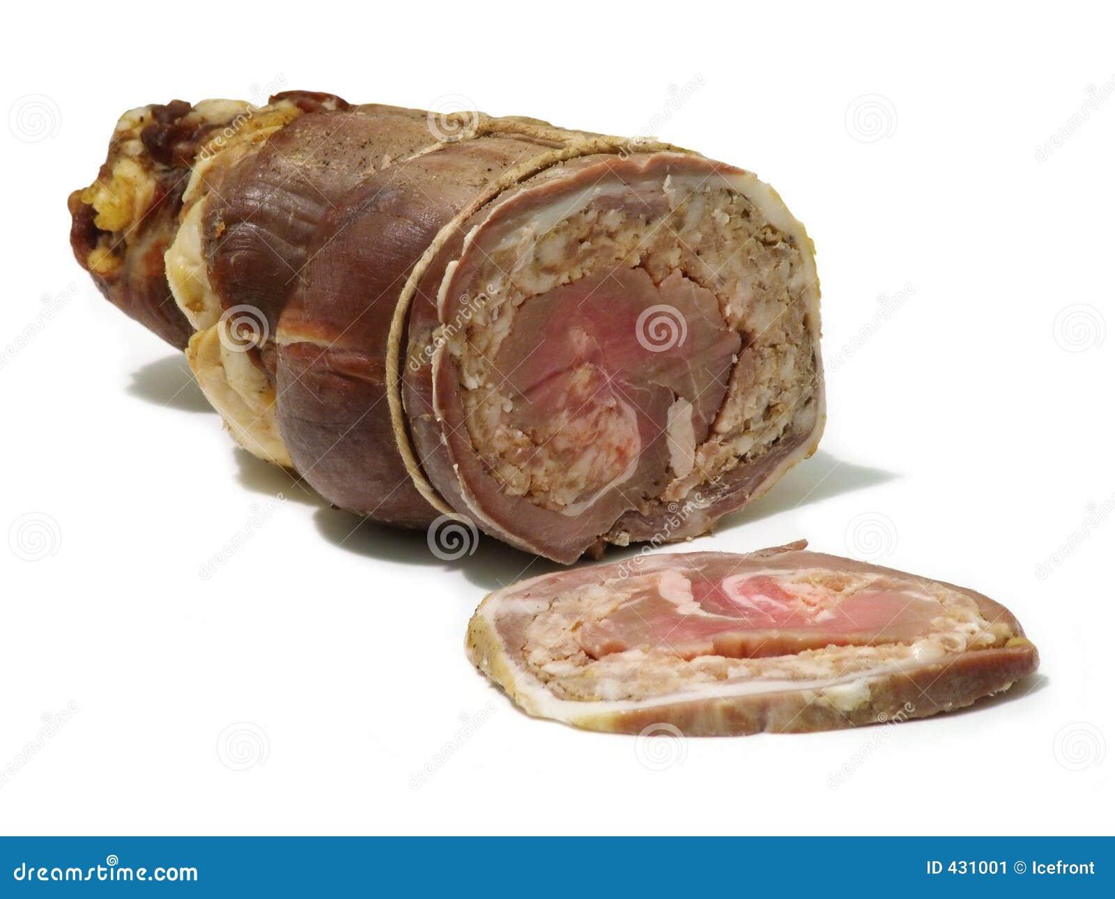 Grafico a torta di carne