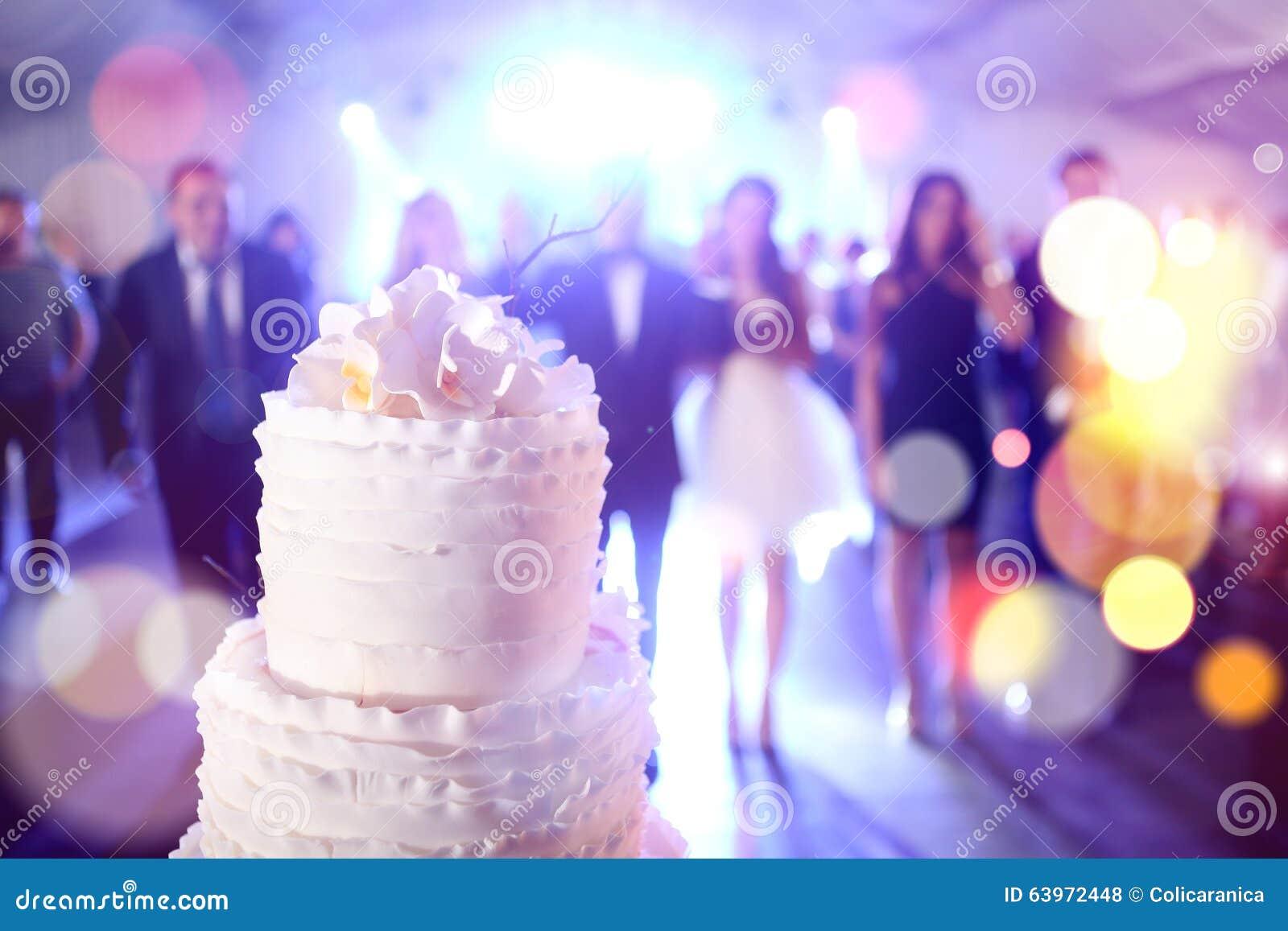 Grafico a torta 8 di cerimonia nuziale