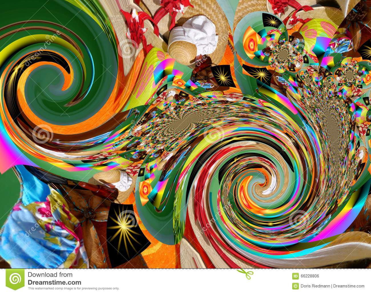 Royalty Free Stock Photo. Download Grafik Design Art Abstract Colorful  Painting ...
