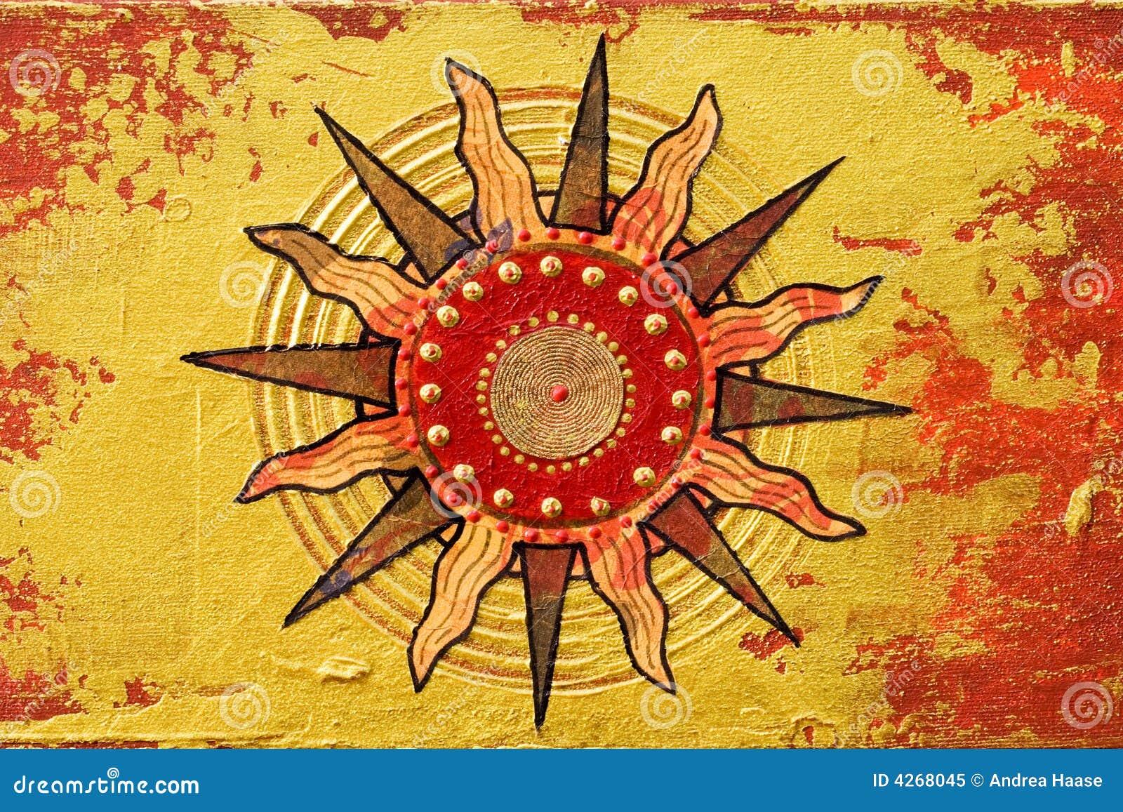 Grafiki słońce