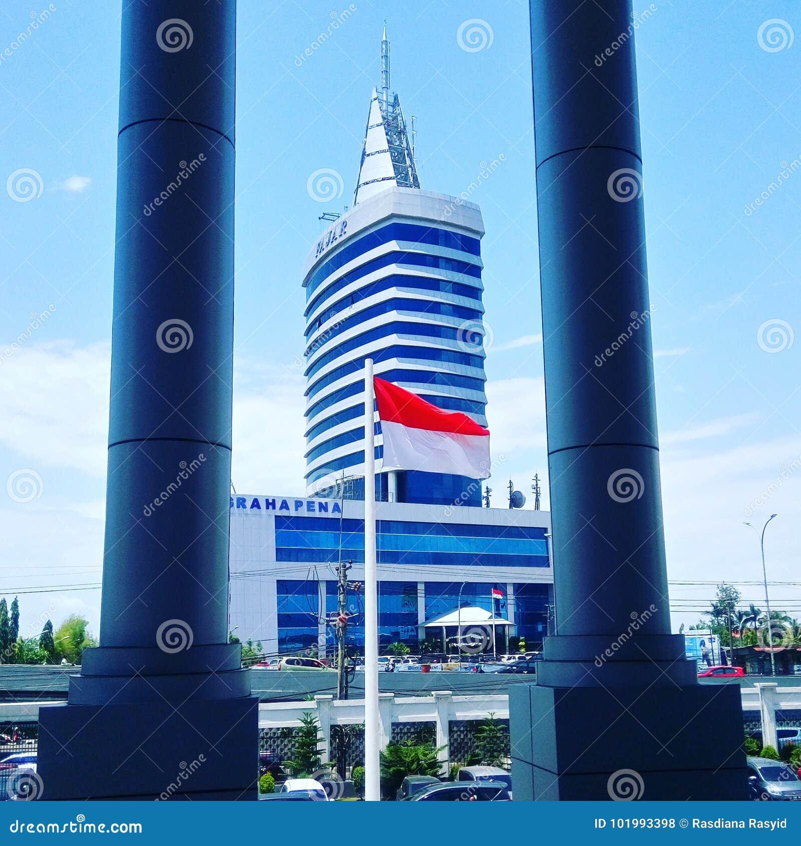 Graha Pena Building