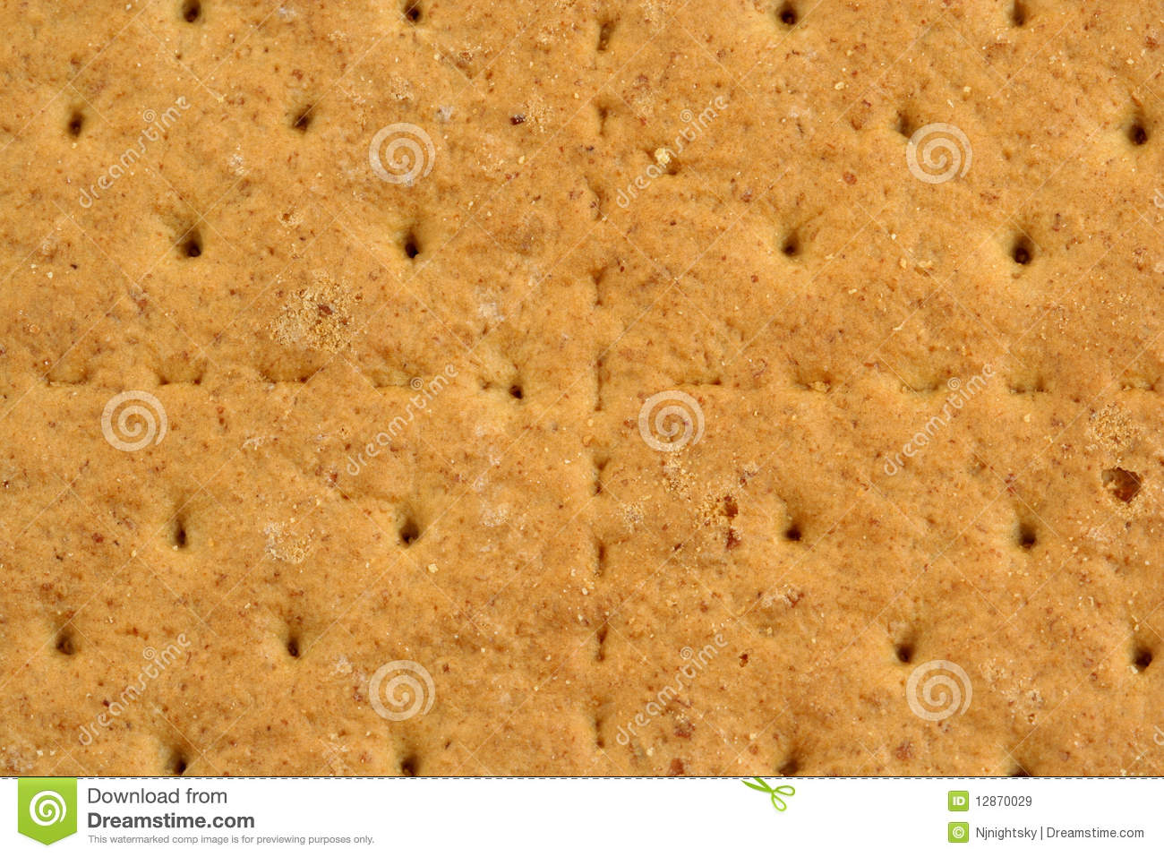 Graham Cracker Background Royalty Free Stock Images - Image: 12870029
