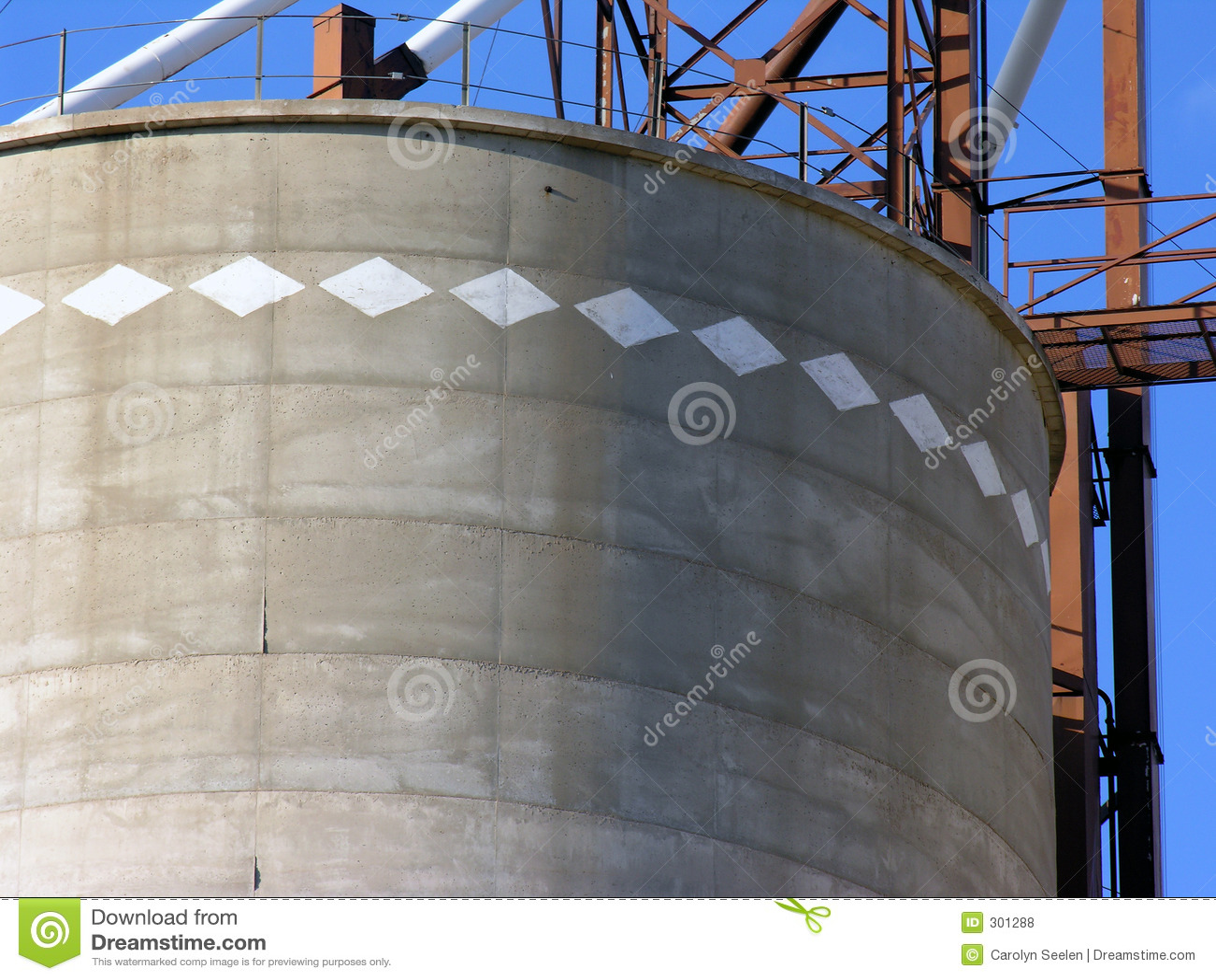 Grain Elevator Detail