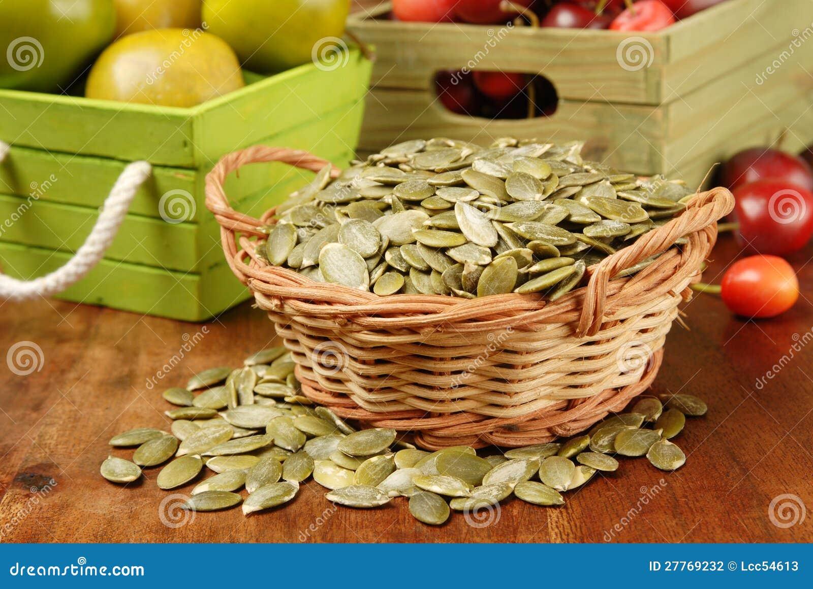 Graines de citrouille