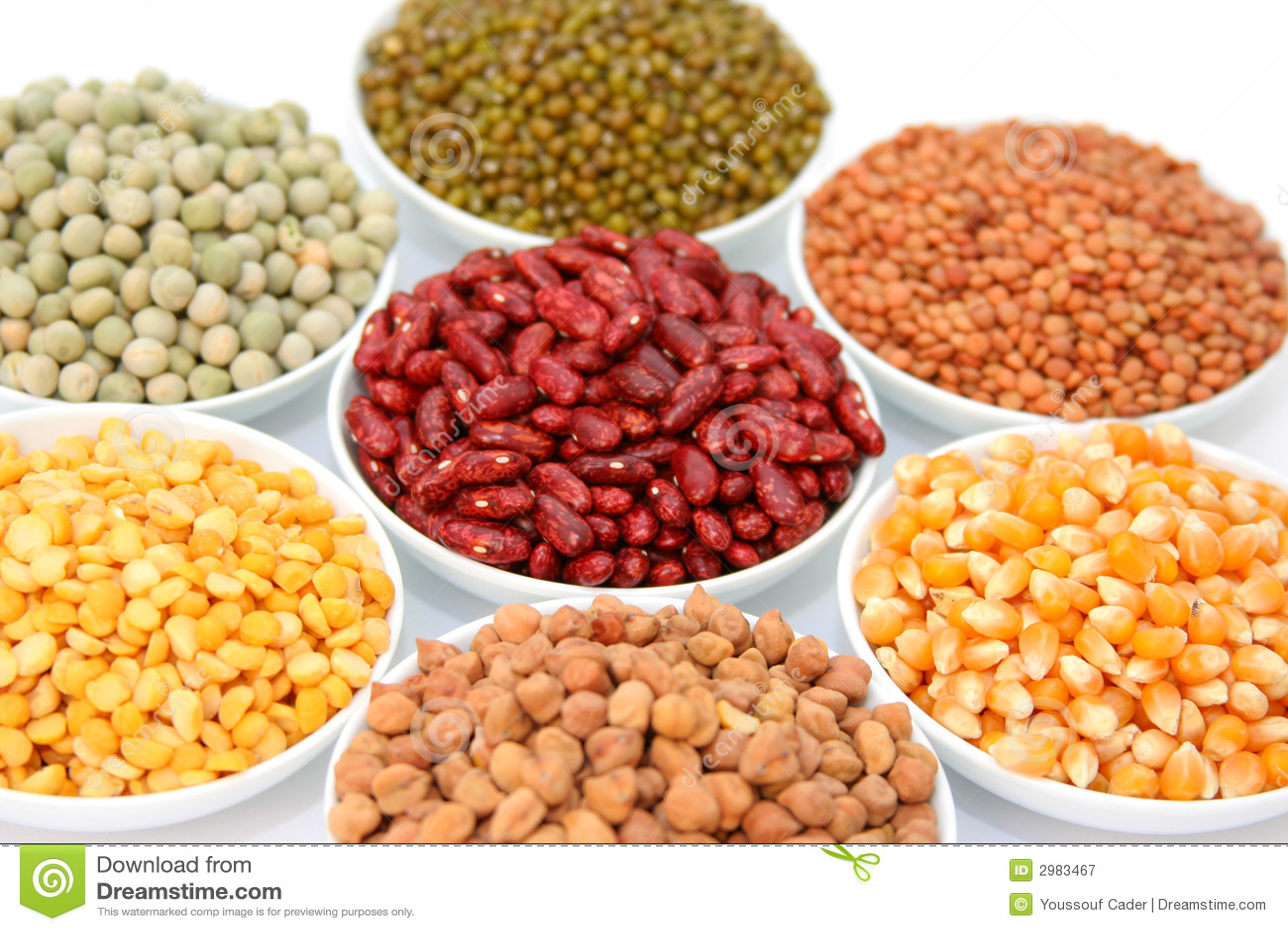 Grains stock image. Image of agricultural, arrangement ...