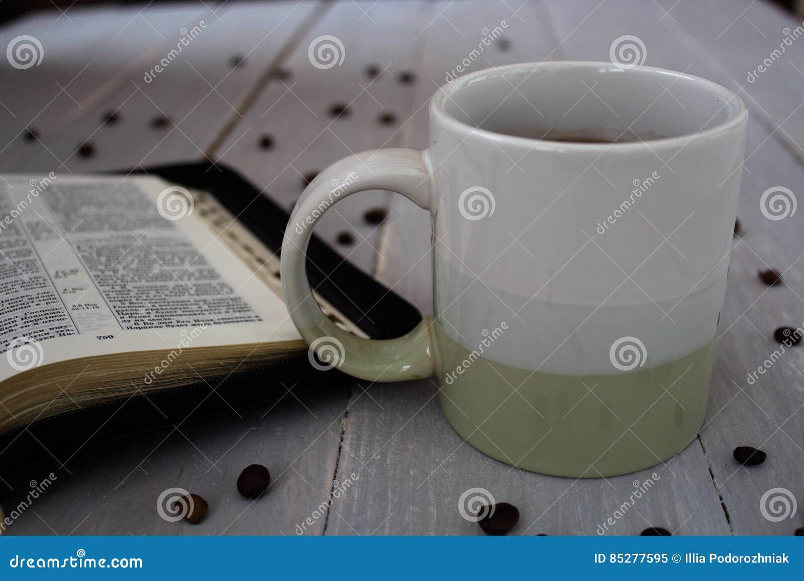 Grains de café de bible