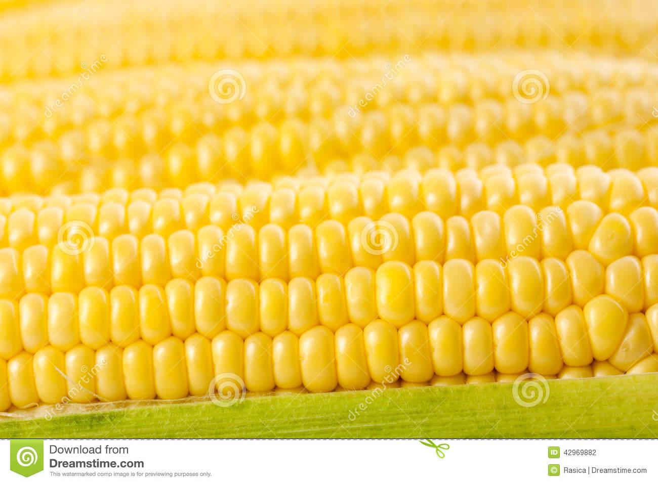 how to eat raw corn on the cob