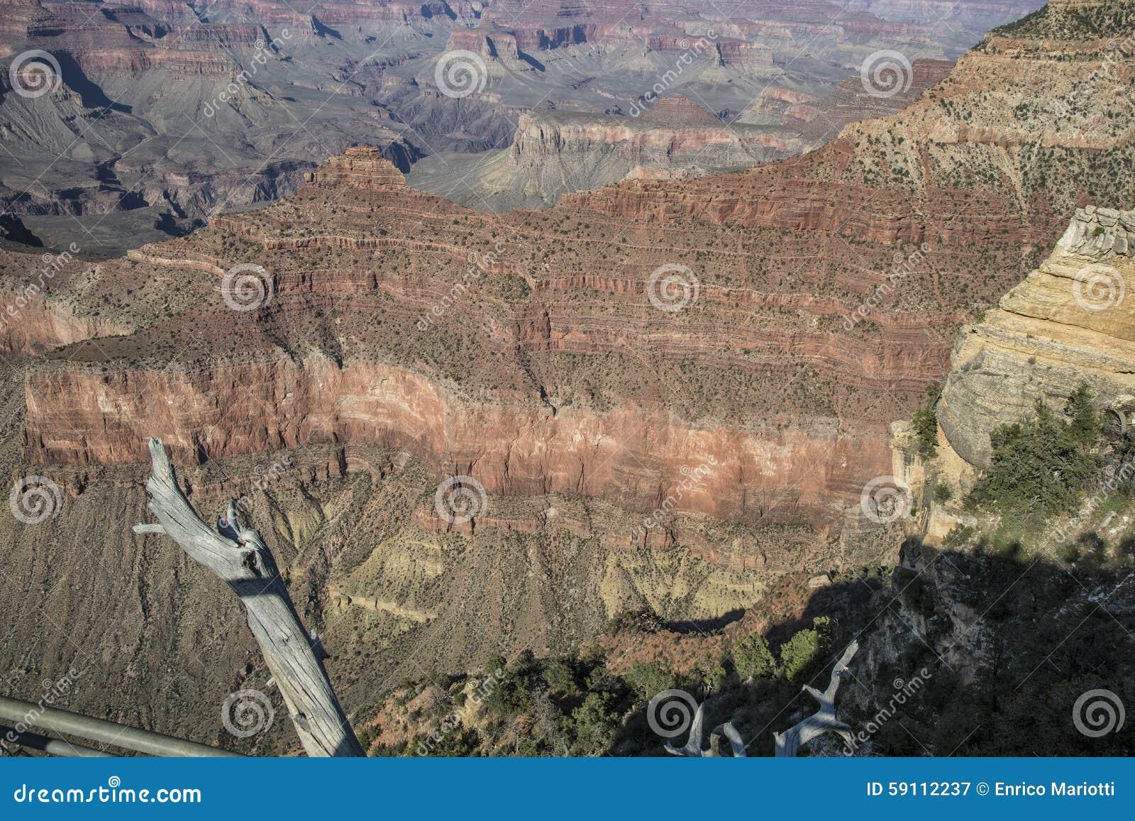 Gran峡谷,亚利桑那,